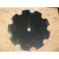 Taler de disc crestat de 460 x 30 mm