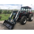 Tractor Case International 844 cu incarcator frontal