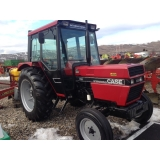 Tractor Case International 745